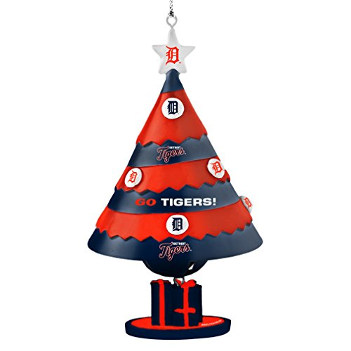 MLB Detroit Tigers Tree