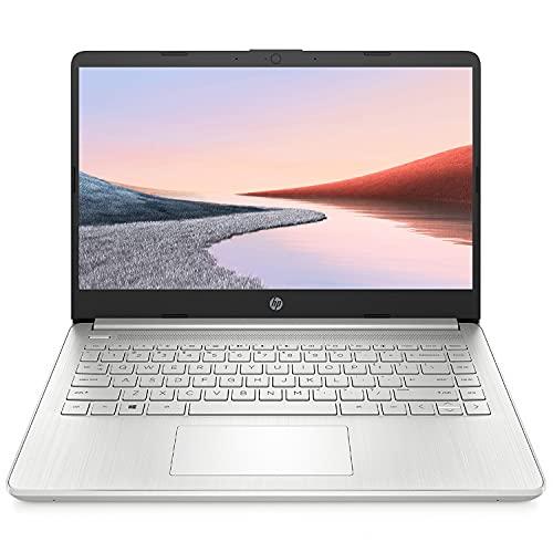 HP Pavilion 14 Laptop, HD Display, AMD Ryzen 3 3250U (Beats i7-7560U), 16GB RAM, 256GB SSD, AMD Radeon Vega 3 Graphics, Webcam, Wi-Fi, HDMI, Bluetooth, Windows 10 Home, Natural Silver (Latest Model)