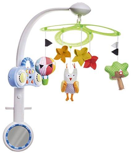 Taf Toys MP3 stereo mobile, Owl