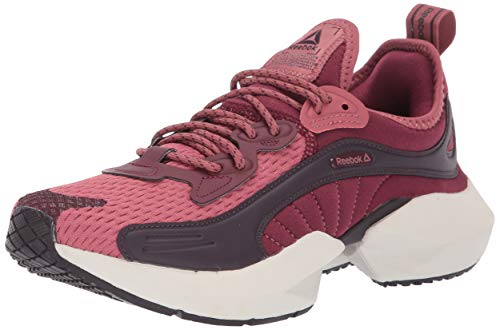 Reebok Women's Sole Fury Cross Trainer, Rose Dust/Maroon/Eggplant, 9 M US