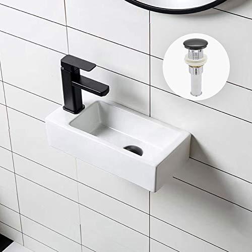 JOMOWN 手洗い器 壁掛け 手洗...