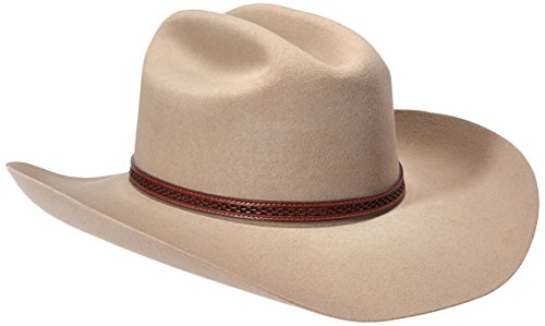 Stetson Marshall - 4x Wool Cowboy Hat (7, Ranch Tan)