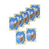 Tarot Cards 44Pcs / Set, Tarot Deck con Caja Colorida, Vintage Adivination Future Telling Game Card Set para Principiantes/Entusiastas De Las Cartas del Tarot