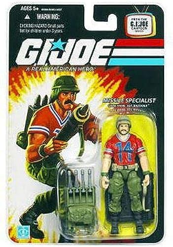 G.I. Joe - Celebrate 25th Anniversary - Wave 9 - MISSILE SPECIALIST - Code Name  SGT. BAZOOKA - OVP