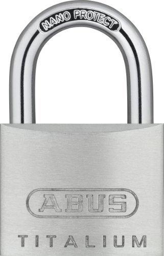 ABUS 64TI/45 45mm Titalium Padlock Keyed KA6454 by ABUS