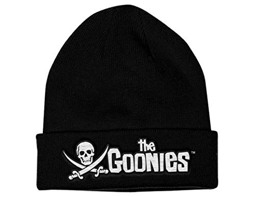 Official The Goonies Beanie Hat, Adults, Unisex