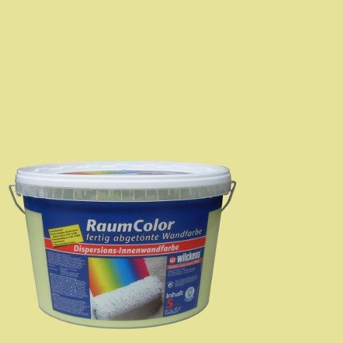 Wilckens Raumcolor 5l, Farbton:Limette