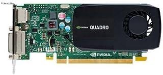 PNY NVIDIA Quadro K4201GB DDR3DVI/DisplayPort Perfil bajo PCI-Express Tarjeta de vídeo vcqk420-pb (pnyvcqk420-pb)