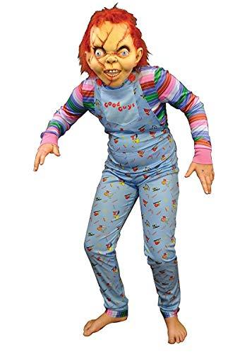 Disfraz de Chucky muñeco bueno para hombre: Amazon.es: Juguetes y ...