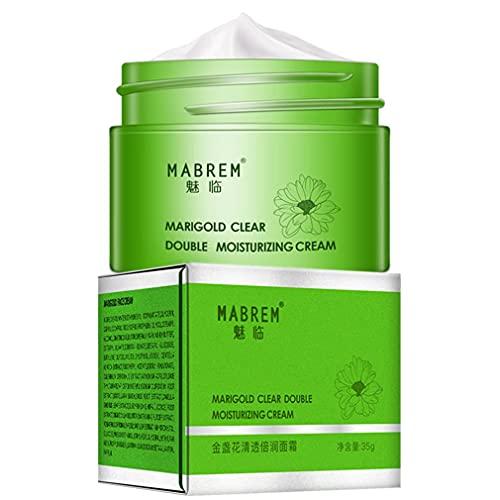 Dpatleten Calendula Verstevigende Verzorgende Crème Hydraterende Anti-Aging Rimpelverwijderingscrème Groen