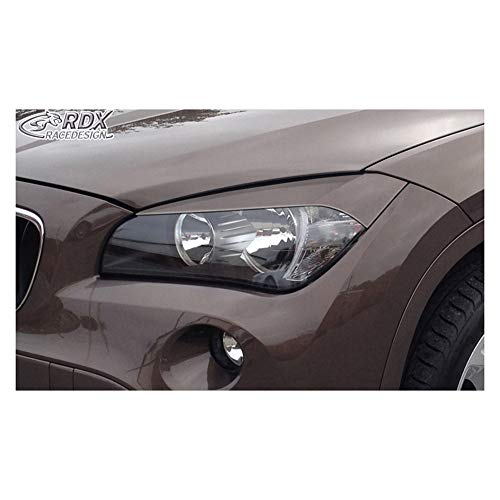 Scheinwerferblenden BMW X1 E84 2009-2012 (ABS)