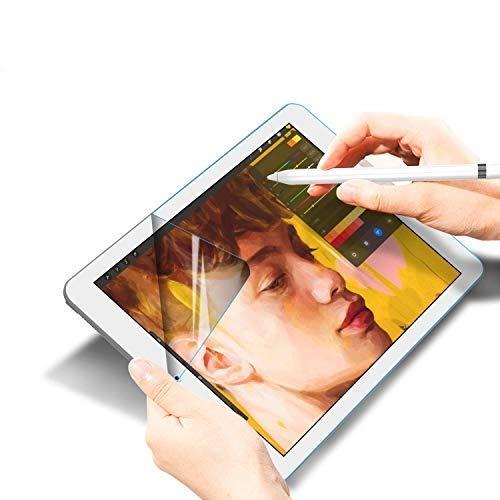AnnTec iPad 9.7 2018 / iPad Pro 9.7 2017 フィルム ペーパーライク絵画 保護フィルム 紙のような描き心地【永久保証】アンチグレア 反射低減 非光沢 指紋防止 iPad 9.7 2018 / iPad Pro 9.7 2016 専用