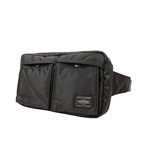 Yoshida Bag Porter Tanker Waist Bag 622-08723 Black from Japan