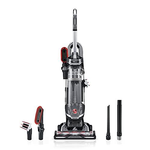Hoover MAXLife Elite Swivel XL Pet Vacuum Cleaner with HEPA...