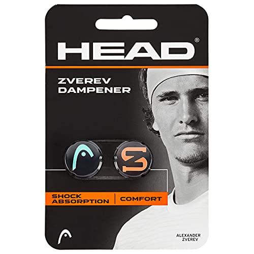 HEAD Zverev Dampener, Accessori Tennis Unisex Adulto, Blu/Lightblu, Taglia unica