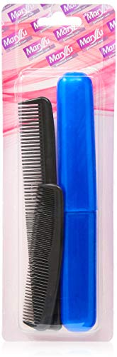 MaryLu 0625, Kit Hair Porta Escova Masculino, Multicor, 3 peças