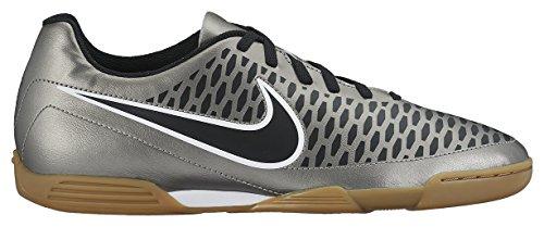 Nike Magista Ola IC, Scarpe da Calcetto Uomo, Argento Silber Mtlc Pewter Blk Ghst Grn White 010, 43 EU