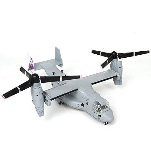 XWEM Flugzeug-Modell Spielzeug, 1/72 V-22 Osprey Hubschrauber Militär Modell Spielzeug Diecast Metallflugzeug Modell Spielzeug Für Kinder Kollektion Geschenk