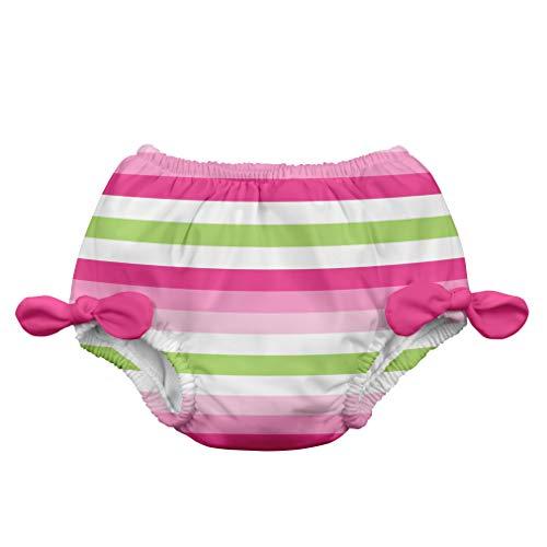 i play. 711183-221-45 Schwimmwindel 18-24 Monate, Stripe, pink