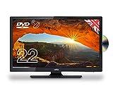 Cello 55,9 cm (22 Zoll) Full HD LED TV/DVD Freeview HD und Satellitenempfänger, hergestellt in...
