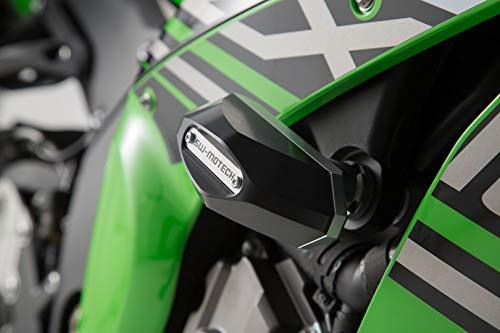 sturzpads sturzpad Kit Noir. Kawasaki ZX10R (11 –) [Automotive]