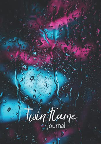Twin Flame Journal: Hardcover Daily Planner for a Spiritual Journey   Unconditional Love Diary for S