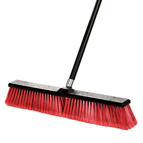 10 Best Push Brooms 2021 Reviews Oh So Spotless