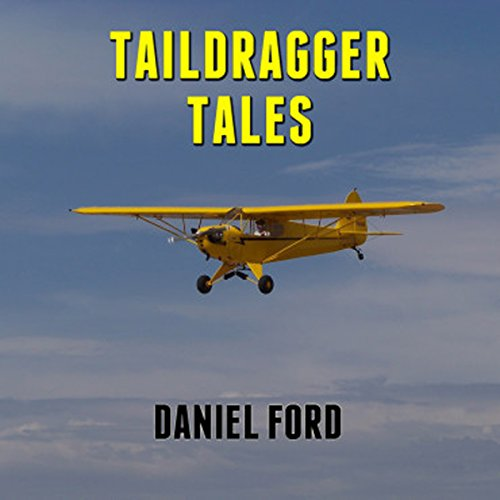Taildragger Tales audiobook cover art