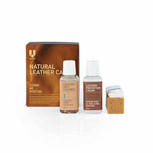 Leather Master/uniters Sistema de cuidado de piel para naturbelassense anilina piel