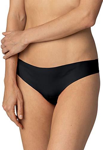 Mey Basics Soft Second Me Damen Strings Schwarz XL