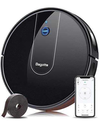 Bagotte BG700 Saugroboter mit App und Alexa