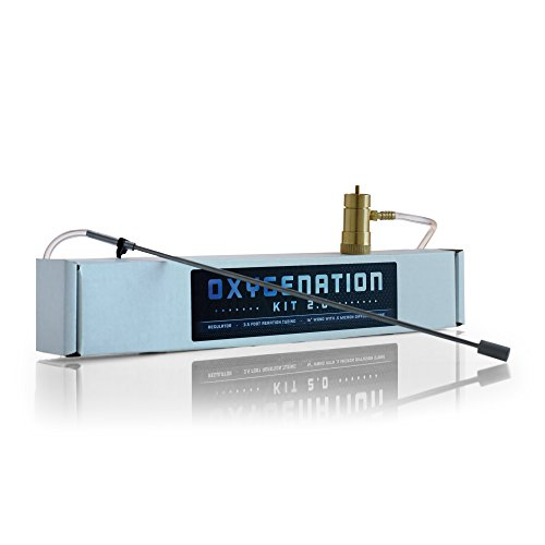Oxygenation Kit with Aeration Wand