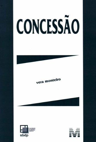 Concessão - 1 ed./2010