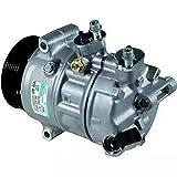 Compressore climatizzatore aria condizionata 9145374921504 EcommerceParts per costruttore: GENUINE, ID compressore: PXE16, Puleggia-Ø: 110 mm, N° alette: 6, Tensione: 12 V