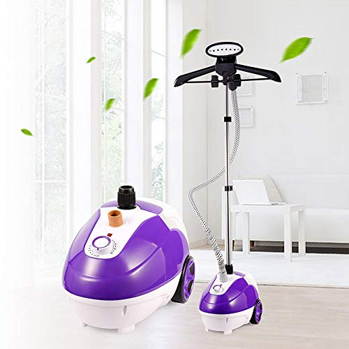 KIWG huishoudstoomper, verticaal ijzer, plooien op kleding, veilig en comfortabel, geschikt voor gezinnen