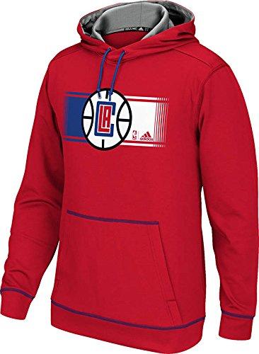 adidas Sudadera con Capucha de la NBA para Hombre, NBA, Hombre, Color Rojo, tamaño XX-Large