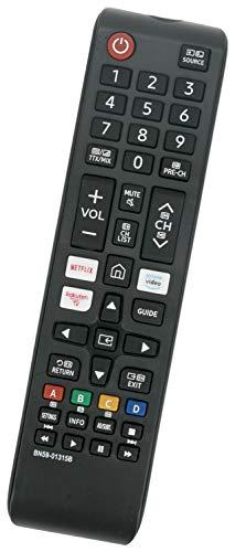ALLIMITY BN59-01315B Reemplace el Control Remoto por Samsung UHD 4K Smart TV UE75RU7170U UE55RU7172U UE75RU7170S UE55RU7170U UE75RU7105K UE55RU7170S UE55RU7100W UE50RU7100W UE43RU7175U UE43RU7170S