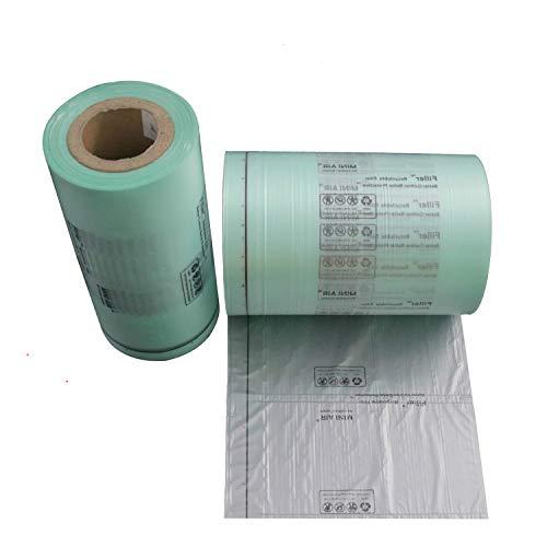 2 PCS of Air Pillow Cushion Bag Film Roll for Mini Air Easi -Size 20x10cm (8