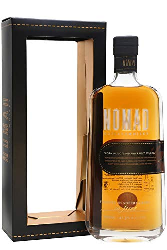 Nomad Blended Scotch Whisky finished in Pedro Ximenez 0,7 Liter