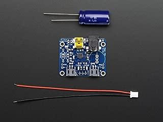 Adafruit USB/DC/Solar Lithium Ion/Polymer Charger [ADA390]
