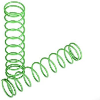 Special sale item Traxxas Popular brand 3757A Green Springs pair Rear