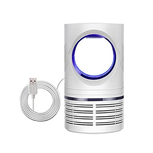 XUEXIU Lámpara LED antimosquitos de 5 W, USB, para jardín o insectos (color: 1 unidad)