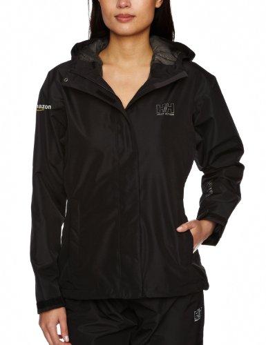 Amazon Gear Helly Hansen Women's Seven J Rain Jacket, Black, Medium
