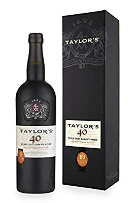 Taylors Port 40 Year Old Port in Gift Box, 75 cl