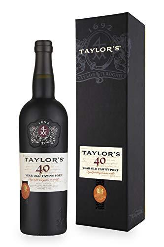 Vino de Oporto Taylors 40 años - Vino Fortificado