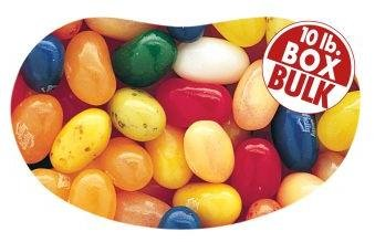 Easy-to-use New Orleans Mall Jelly Belly - Fruit 10LB Case Mix Bowl