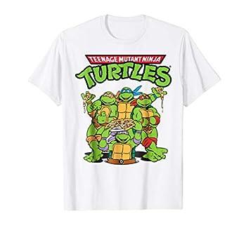Teenage Mutant Ninja Turtles Pizza Crew T-Shirt