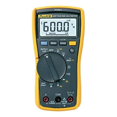 Fluke 117 Electricians True RMS Multimeter