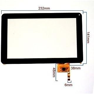 DYYSELLS 9XIAO13 - Pantalla táctil de Repuesto para ARNOVA 90 G3 G4 Tablet PC OPD-TPC0027 (9 Pulgadas)