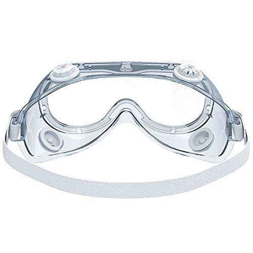 BYTGK Goggles stofdichte anti-fog isolatie glazen anti-mist oog-sjablonen voor bescherming van het milieu G0425